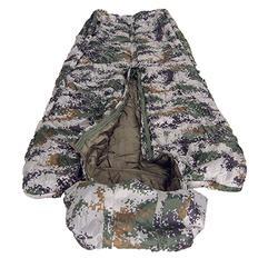 鸭绒睡袋、迷彩鸭绒睡袋、飞扬户外用品(优质商家)图片