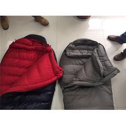 单人羽绒睡袋、飞扬户外用品、羽绒睡袋图片