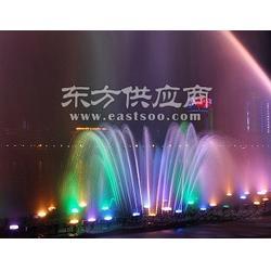大型水池喷泉厂家旭泉园林图片