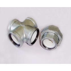 衬塑管件标准|衬塑管件|继红玛钢铸造图片