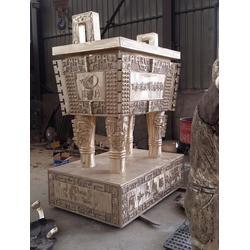 河北博创雕塑有限公司、铸造铜鼎厂家、铜鼎厂图片