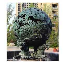 定做青铜雕塑厂家_青铜雕塑_博创雕塑(查看)图片
