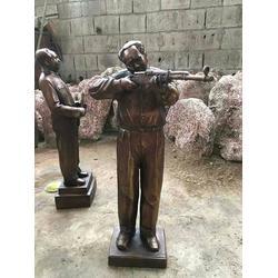 博创雕塑(图)_青铜雕塑制作厂家_青铜雕塑图片