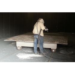 铁砂喷砂厂家-铁砂喷砂-无锡华特金属防腐(查看)图片