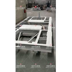 局部喷漆处理-温州喷漆处理-无锡华特金属防腐图片