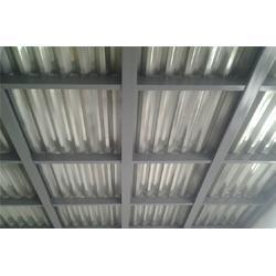 寮步钢结构夹层|钢结构夹层施工|宏冶钢构实力企业图片