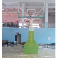 兴宁篮球架|通宝体育|箱式篮球架图片