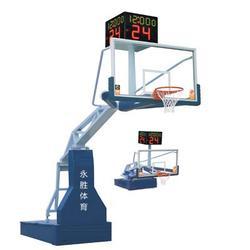 松原籃球架、昆山永勝體育籃球架、懸臂式籃球架圖片
