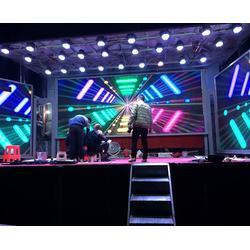 安徽LED显示屏|金时光电|广场LED显示屏图片