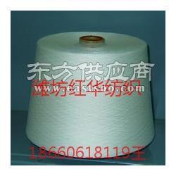 供应11支12支16支纯涤纱 环锭纺涤纶纱 涤纶纱线厂家图片