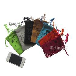 供应手机袋移动电源袋绒布袋图片