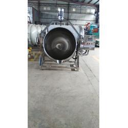 诸城众工机械(图)|电加热夹层锅厂家|贵州电加热夹层锅图片