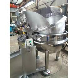 陕西卤煮肉夹层锅、卤煮肉夹层锅、诸城众工机械(多图)图片