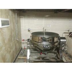 卤煮肉夹层锅厂家|河北卤煮肉夹层锅|诸城众工机械(查看)图片