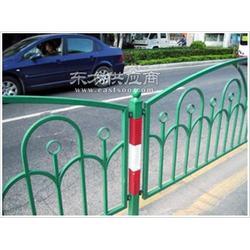 防撞设施道路护栏|安平冠合铁艺护栏厂|pvc道路护图片