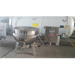 北京馅料蒸煮锅-馅料蒸煮锅型号-诸城众工机械图片