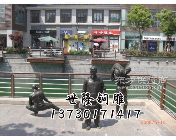 外国人物雕塑厂家,承德人物雕塑,世隆工艺品图片