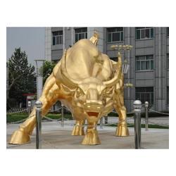 世隆工艺品、纯铜牛雕塑、铜牛雕塑图片