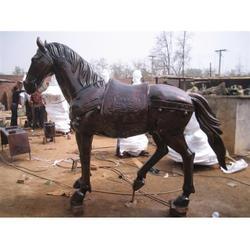 四川铜马雕塑,世隆雕塑,铜马雕塑哪家好图片