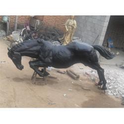 世隆工艺品|铜马雕塑制作|黑龙江铜马雕塑图片
