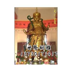 北京铜佛像铸造_世隆铜佛像_铜佛像铸造哪家好图片