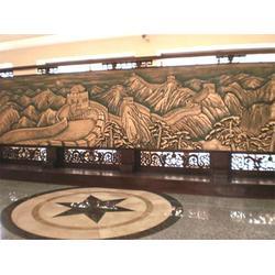世隆工艺品-人物铜浮雕定做-山西人物铜浮雕图片