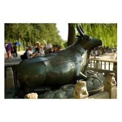 定做銅牦牛-銅牦牛-世隆雕塑公司