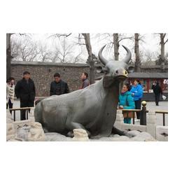 世隆雕塑(图),拓荒牛雕塑制造厂,甘肃拓荒牛雕塑图片