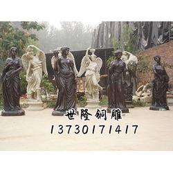 世隆雕塑|大型铸铜人物|河南铸铜人物图片