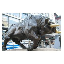 铜牛雕塑,北京铜牛雕塑,世隆工艺品图片