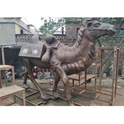 世隆雕塑、西藏骆驼雕塑铸造厂图片