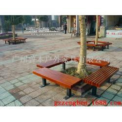 公园长凳公园椅 户外防腐长椅室外园林景区休闲椅图片