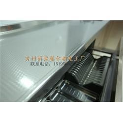 不锈钢橱柜选择吴中区临湖雨强不锈钢制品厂-苏州不锈钢橱柜台面哪家好图片
