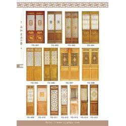 湖北花格门窗、古居阁工艺精湛、花格门窗生产厂家图片