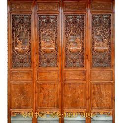 古居阁质量可靠,木雕屏风,木雕屏风图片