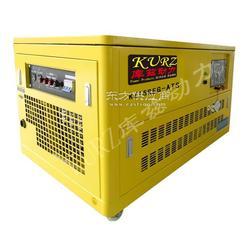 全自动静音30KW汽油发电机图片