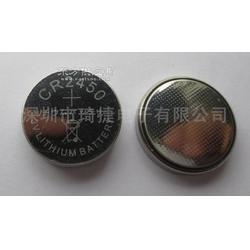 CR2450仪器仪表电池图片