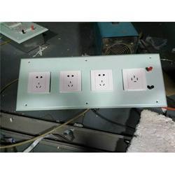 不锈钢 插座箱、苏州洁利兴净化(在线咨询)、江西插座箱图片