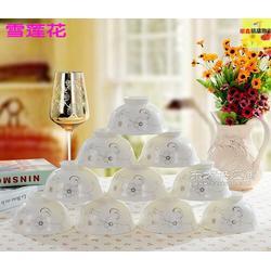 陶瓷碗定做 套装碗 礼品餐具碗定做生产厂图片