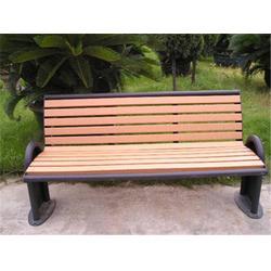 小区防腐木公园椅定制,崇左防腐木公园椅,如典(查看)图片