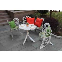 如典物美价廉,休闲铸铝桌椅,广州休闲铸铝桌椅直销图片