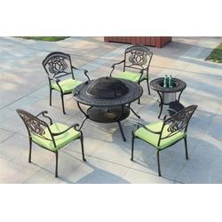 如典服务至上,休闲铸铝桌椅,东莞休闲铸铝桌椅厂家图片