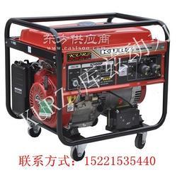 预热装置250安汽油发电电焊机图片