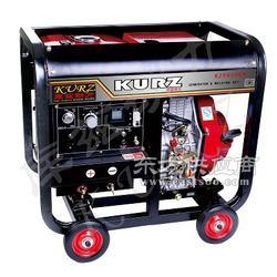 进口品牌190安柴油发电焊机图片