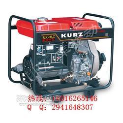 5千瓦三相柴油发电机便携式图片