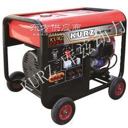 带轮子10KW汽油发电机厂家报价图片