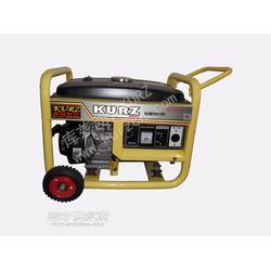 应急3KW移动式汽油发电机厂家图片