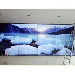 甘肃液晶拼接屏、晶安电子、液晶拼接屏品牌图片