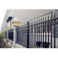 武汉围墙护栏 品源金属制品厂家 武汉围墙护栏市场价图片