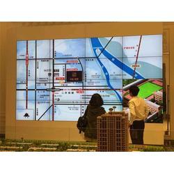 晶安电子(图),液晶拼接屏品牌,陕西液晶拼接屏图片